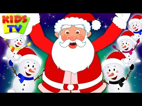 We Wish You A Merry Christmas | Christmas Songs For Children | +More Nursery Rhymes | Kids Tv