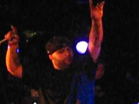 Jedi Mind Tricks - Acapella freestyle + Retaliation Live - Chicago - 9/2/09