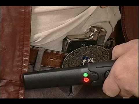 Garrett Tactical Hand-Held Metal Detectors (THD)