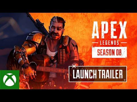 Apex Legends Season 8 – Mayhem Launch Trailer