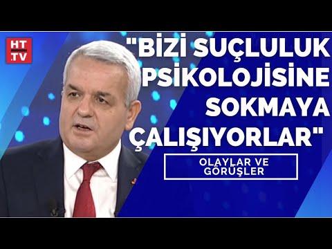 """""""Bizi suçluluk psikolojisine sokamaya çalışıyorlar"""" Prof. Dr. Yusuf Sarınay – Olaylar ve Görüşler"""