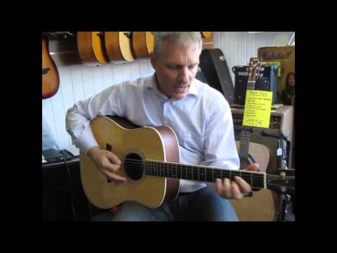 Guitar Review: Taylor DN3