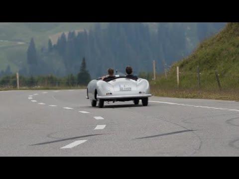 Porsche 356 ?No.1? World Tour