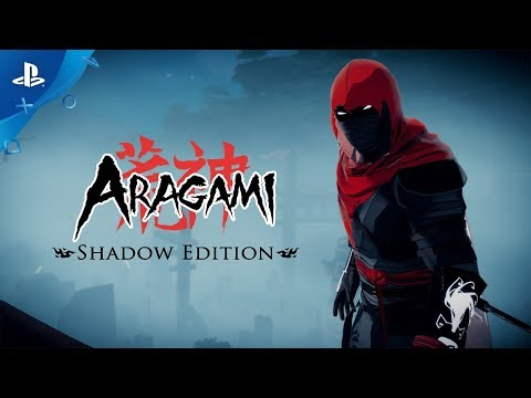 Aragami: Shadow Edition Trailer