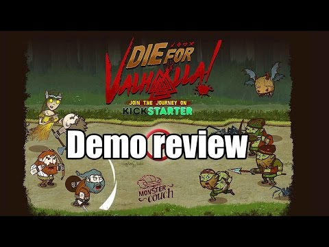 DIE FOR VALHALLA: Demo Review (Spanish)