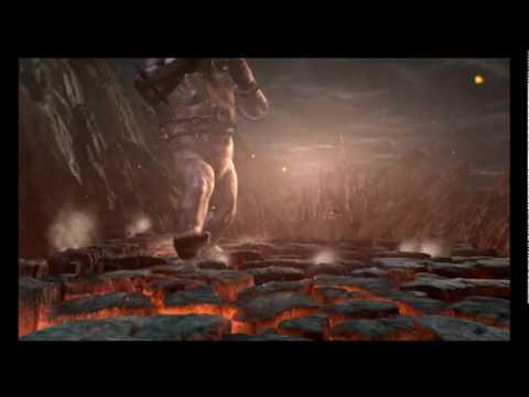 God of War 3 - Kratos vs Cronos Boss Battle Pt 2 (HD ...