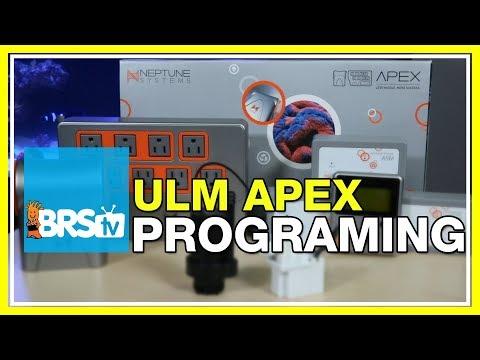 ULM Tank Trials Ep-18: Apex Programming for Ultra Low Maintenance | BRStv