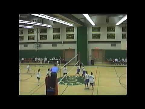 NAC - Lake Placid Volleyball 1-25-94