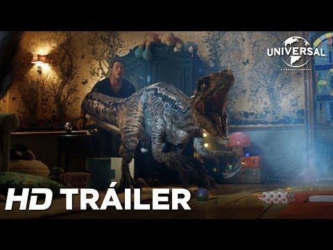 JURASSIC WORLD: EL REINO CAÍDO - Tráiler Final (Universal) - HD