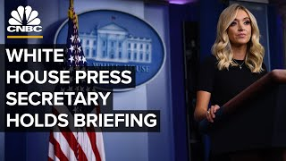 White House Press Secretary Kayleigh McEnany holds briefing — 6/1/2020