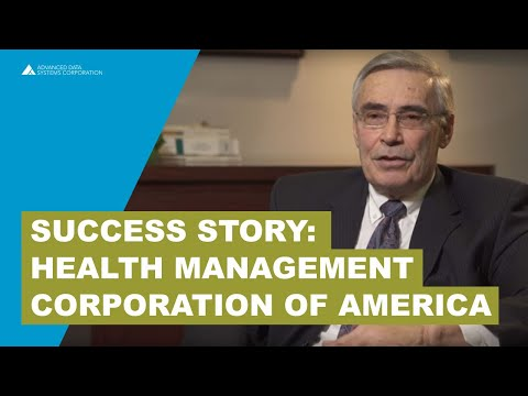 ADS Testimonial - Health Management Corporation of America (HMCA)