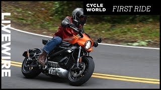 2020 Harley-Davidson LiveWire Review   First Ride