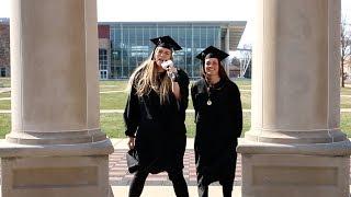 UIS Graduation Special 2019: Hannah & Madi