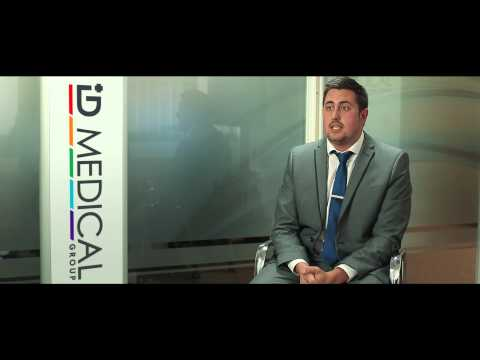 Why Matt works for ID Medical