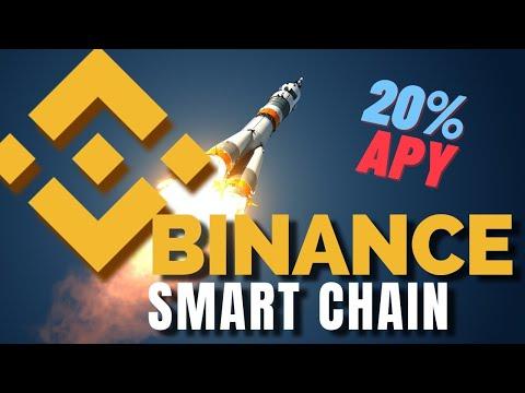 Binance Smart Chain | EARN STAKING REWARDS | Validators