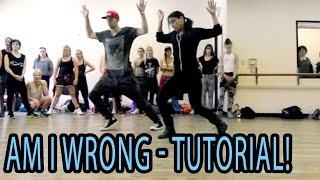 AM I WRONG – Nico & Vinz Dance Tutorial | @MattSteffanina Choreography