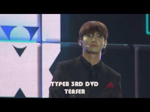TYPEB 3RD DVD TEASER (CHANGMIN VER.)