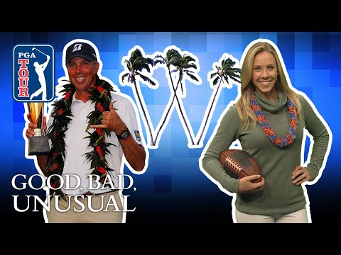 Waialae walk-offs, Kuchar?s second victory & football jerseys