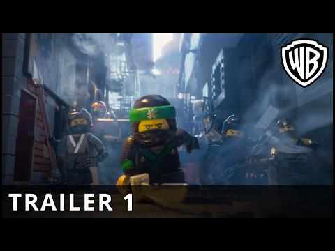 LEGO® NINJAGO® filmen - Trailer 1