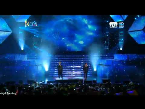 121014 EXO-M - KCON [FULL PERFORMANCE & TALK]