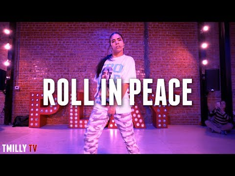 Kodak Black - Roll In Peace - Choreography by Nicole Kirkland | #TMillyTV