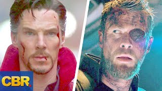 The 7 STRONGEST Marvel's Avengers And The 5 WEAKEST