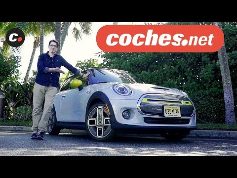 MINI Cooper SE Eléctrico 2020 (Mini Electric) | Primera prueba / Review en español | coches.net