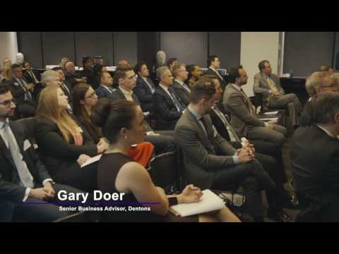 Dentons Global cross-border banking and finance panel discussion