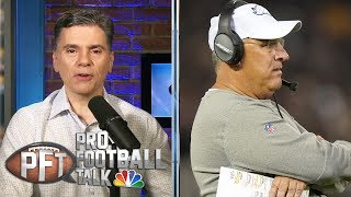 PFT Overtime: Another ref error in New Orleans, Vic Fangio's debut | Pro Football Talk | NBC Sports