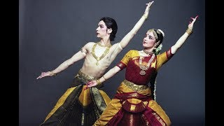 South Indian classical dance show boys & girls-BY Suti.