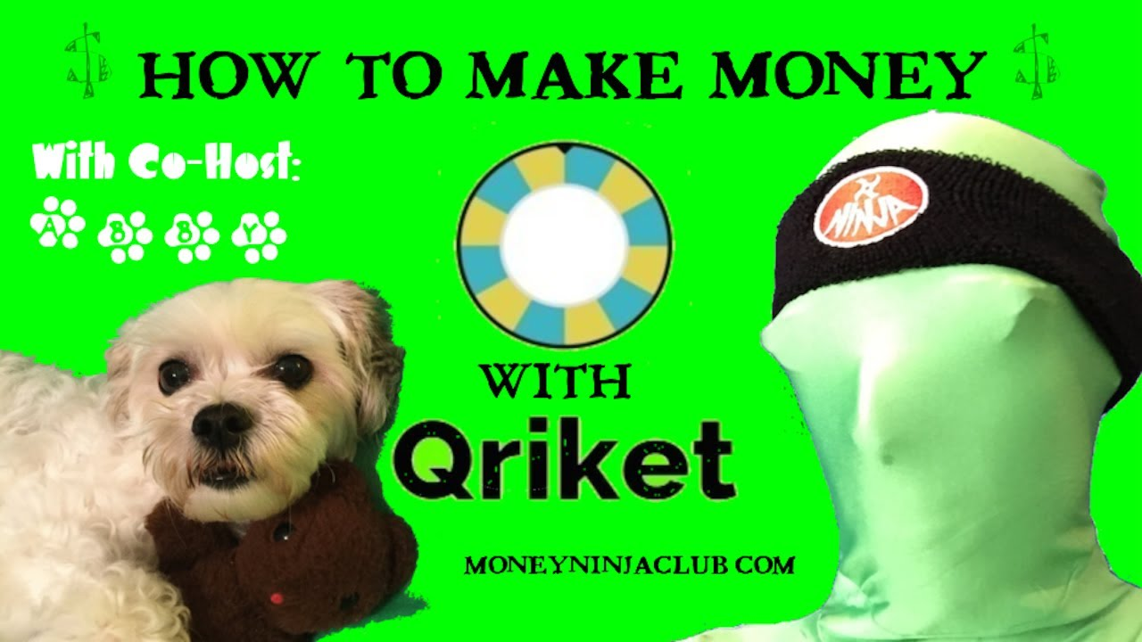 Download Qriket - Free Wheel Spin and Win Real Money Game - iPhone and  Android App - 2017 Video