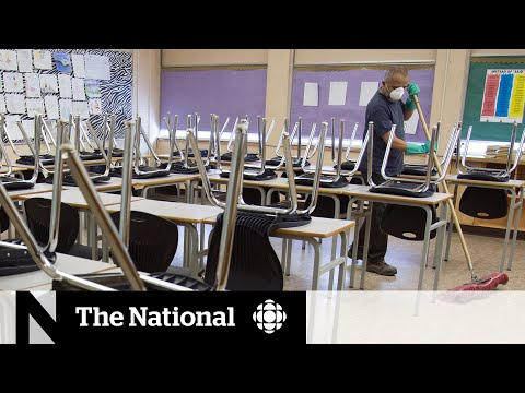B.C. schools will reopen part-time in June