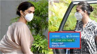 Bollywood actress Deepika Padukone allegedly accepts drug ..