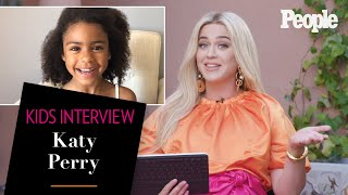 Katy Perry Answers Adorable Questions From Her Youngest Fans | PeopleTV