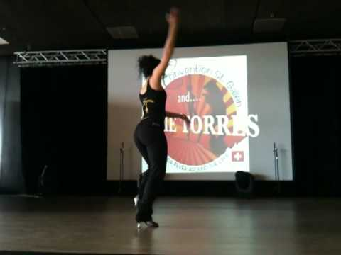 Salsa Flamenco @ Salsa Convention St. Gallen 2011