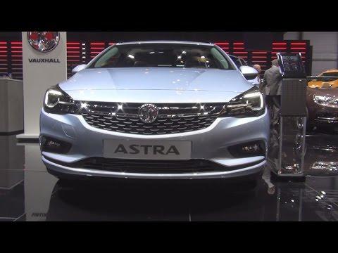 Vauxhall Astra Sports Tourer Elite Nav 1.6 160 PS BiTurbo Start&Stop (2016) Exterior and Interior