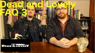 Dead and Lovely Horror Movie Podcast FAQ 3