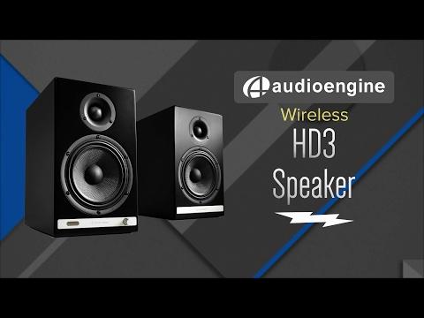Audioengine HD3 Speaker Overview