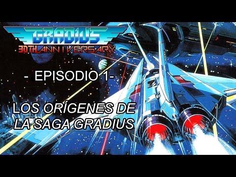 Especial GRADIUS 30º Aniversario: Los orígenes de la saga (Ep. 1)
