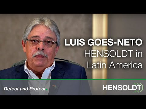 HENSOLDT In Latin America - Luiz Goes-Neto