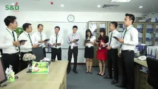 Họp đầu ngày SME - Ngân hàng Vpbank