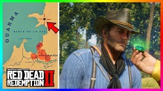 There Is A SECRET Treasure Hidden On Guarma & You Can Find It In Red Dead Redemption 2! (RDR2)