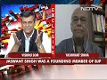 Jaswant Singh Was Leading Light Of BJP: Yashwant Sinha  - 12:20 min - News - Video