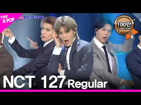NCT 127, Regular [THE SHOW 181016]
