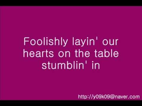 Stumblin' In - Suzi Quatro & Chris Norman(Smokie)_[가사, 歌詞, Lyrics]