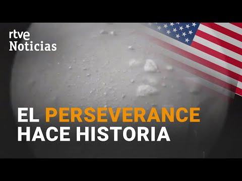 MISIÓN MARTE 2020 de la NASA con el PERSEVERANCE   RTVE