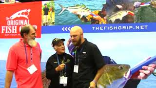 The Fish Grip interview @ the Made in America trade show