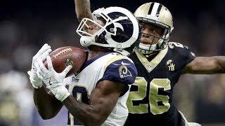 Rams vs. Saints 2018 NFC Championship Full Game Highlights | NFL