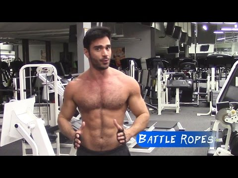 The Ultimate Battling Ropes Workout