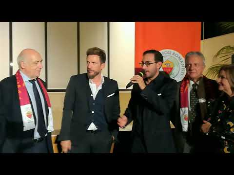 VIDEO - Evento Utr, Di Francesco: